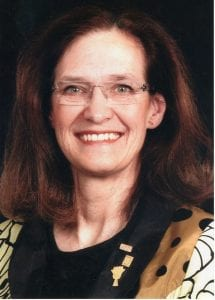 Maggie Binet, AAF, AIFD, CPF, PFCI