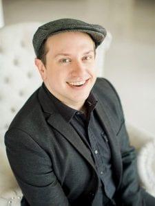 Shawn Michael Foley, AIFD, PFCI, of HotHouse Design Studio in Birmingham, Alabama