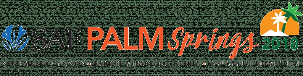 SAF-Palm Springs 2018