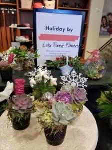 Pop Up Shop at Popular Clothier Boosts Illinois Florist's Brand Exposure