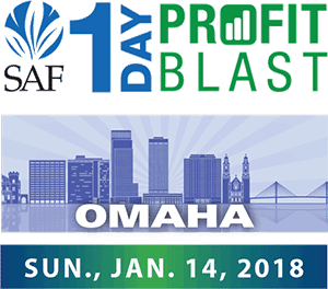 logo for Omaha profit blast