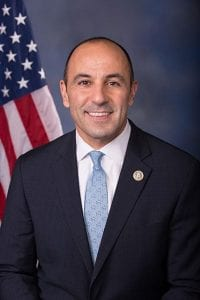 Congressman Jimmy Panetta (D-California) will address the Grassroots Breakfast on March 13, giving a morning pep talk to participants before they board buses to Capitol Hill for meetings with lawmakers.