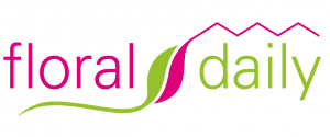 floral daily logo