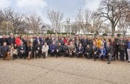 SAF Members Take to Congress – and the White House – During CAD