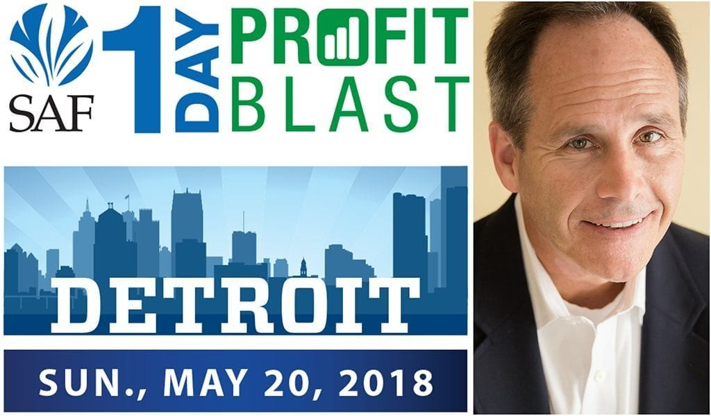 Master QuickBooks at SAF's 1-Day Profit Blast in Detroit