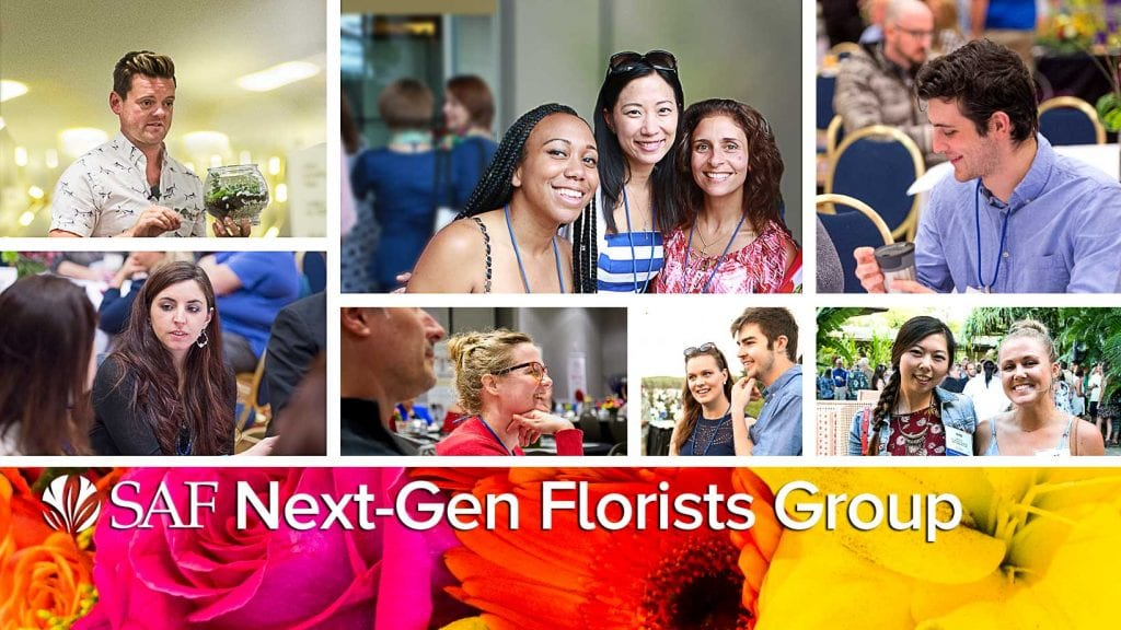 Younger Floral Industry Members Connect, Talk Issues
