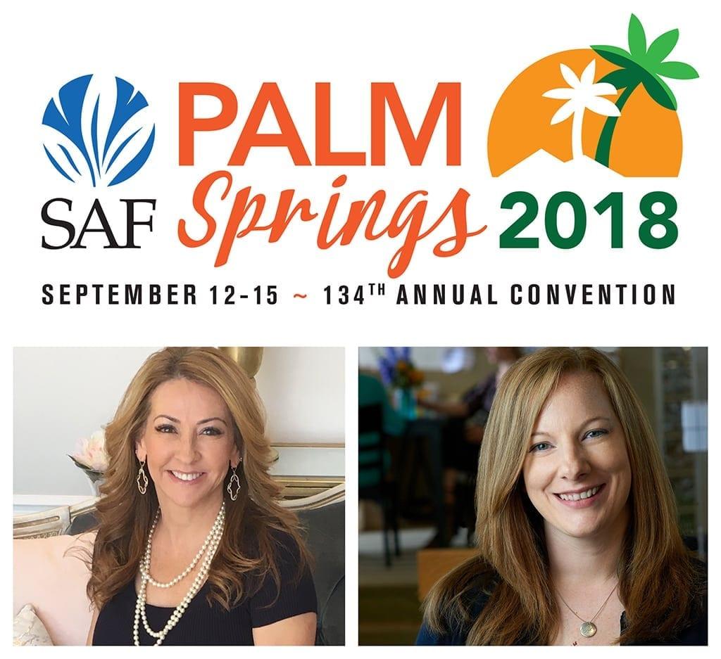 Field to Vase Dinner, Design Demos Added to SAF Palm Springs 2018