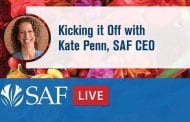 SAF Live: Kicking it Off with Kate Penn, SAF CEO