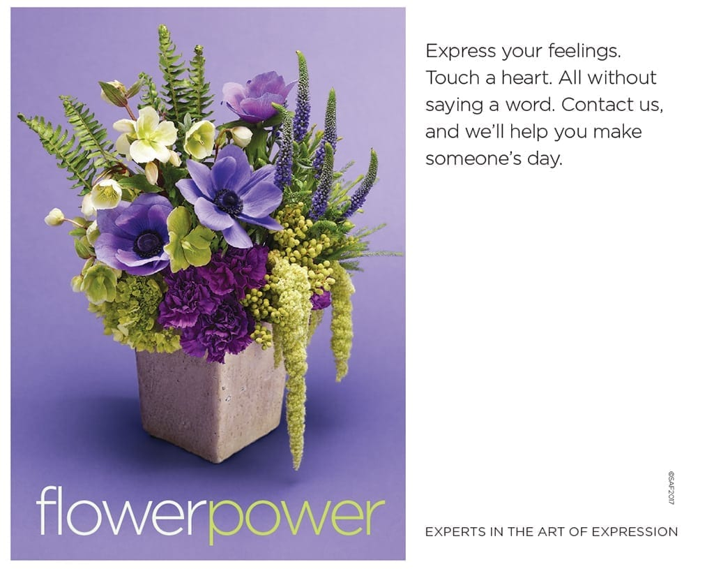 Generate Everyday Sales with 'Flower Power'