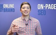On-Page SEO – Your Online Brand