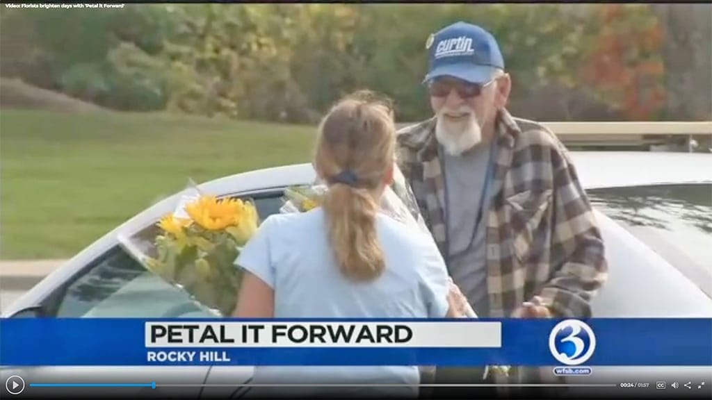 Want Local News Coverage? Petal It Forward on Oct. 24
