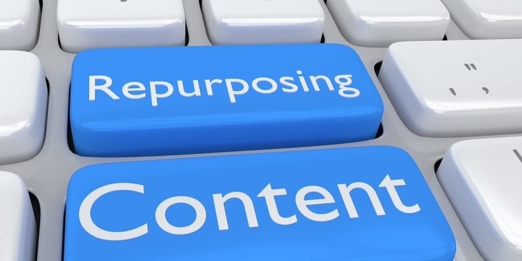Curate Existing Content to Repurpose Throughout the Year