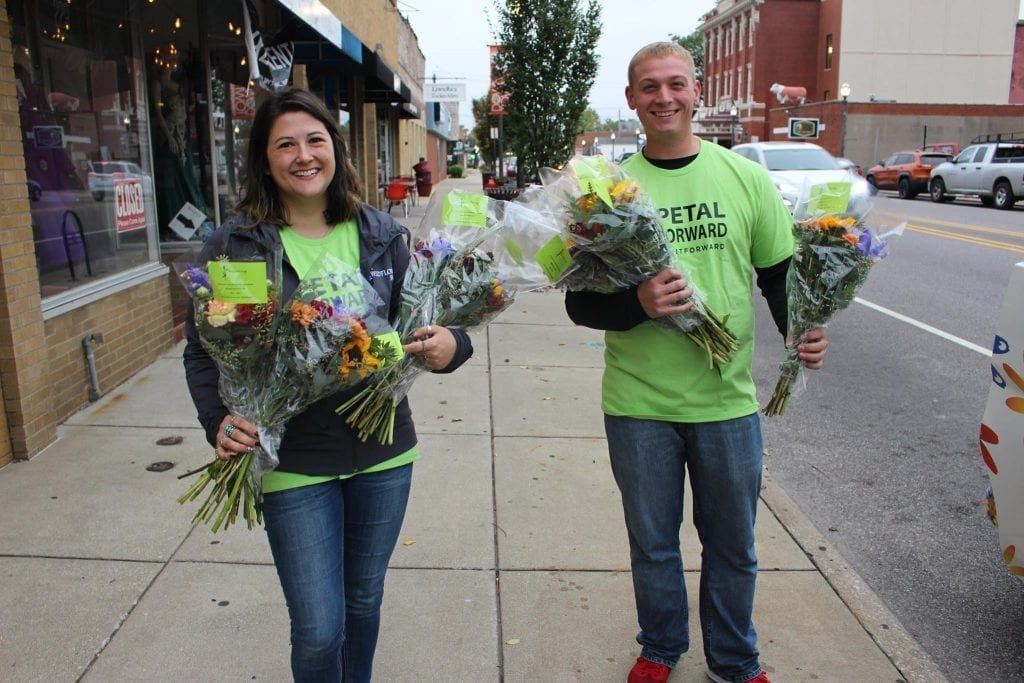 Get Your Petal It Forward Event Listed