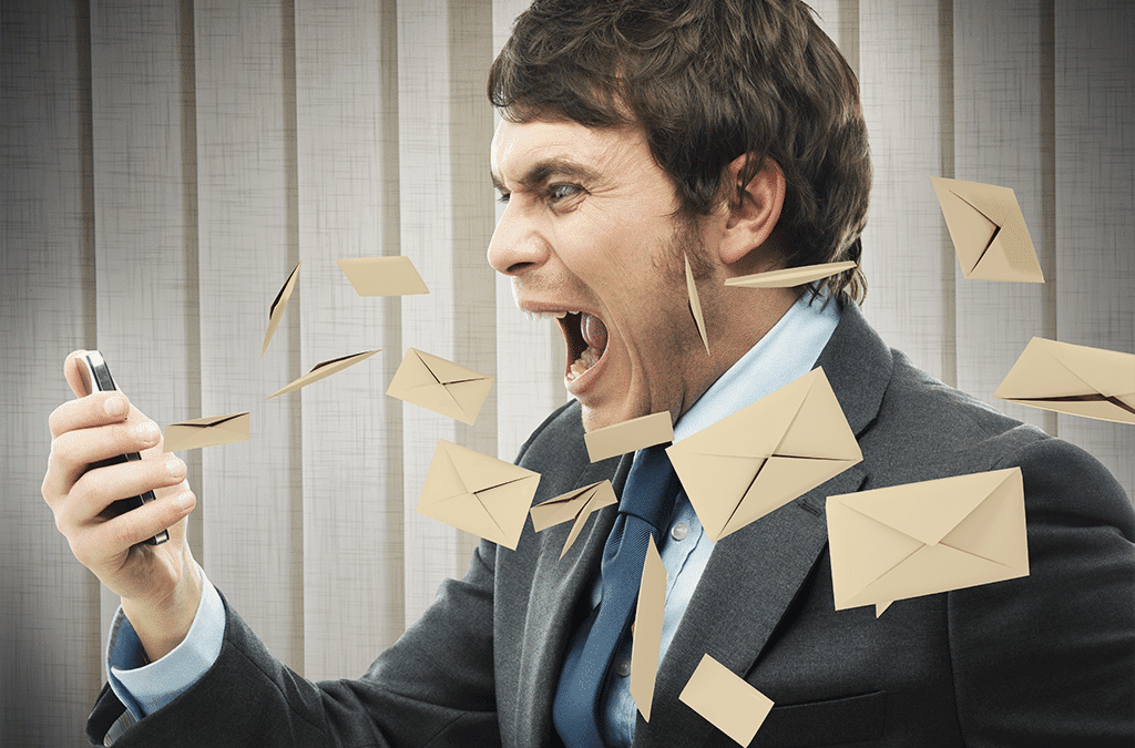 Why Passive, Impersonal Emails Land in the Trash