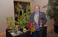 Texas Florist Wins 50th Annual Sylvia Cup Design Competition