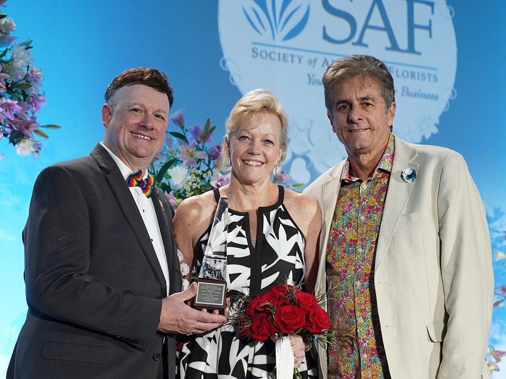 Deborah De La Flor wins Tommy Bright Award 2018