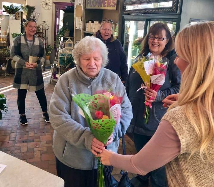 Petal It Forward Delivers Joy, Tears and Inspiration