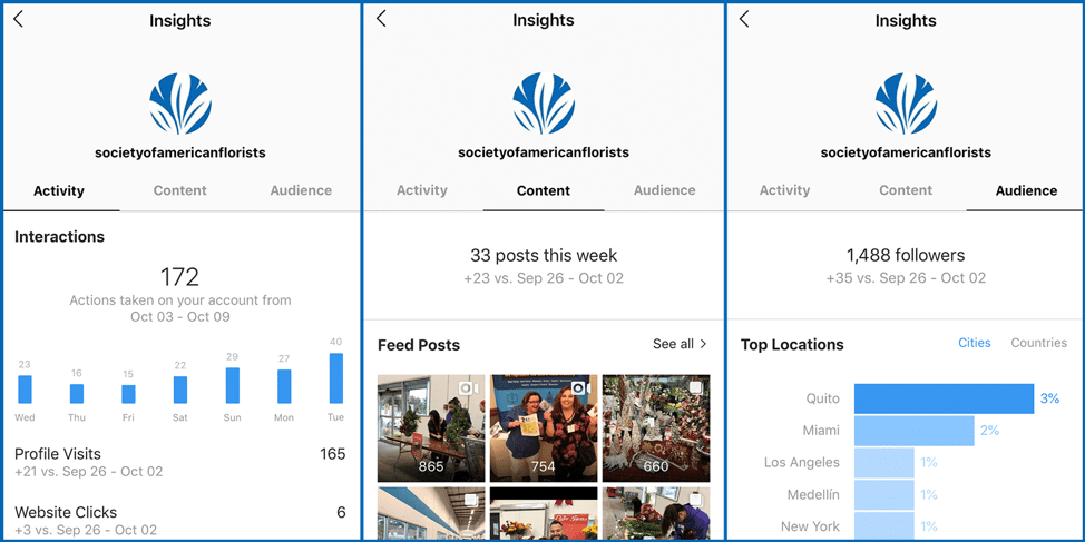Understanding Insights, Instagram's Free Analytics Tool