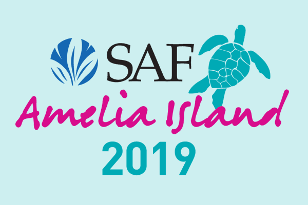 SAF Amelia Island 2019 logo