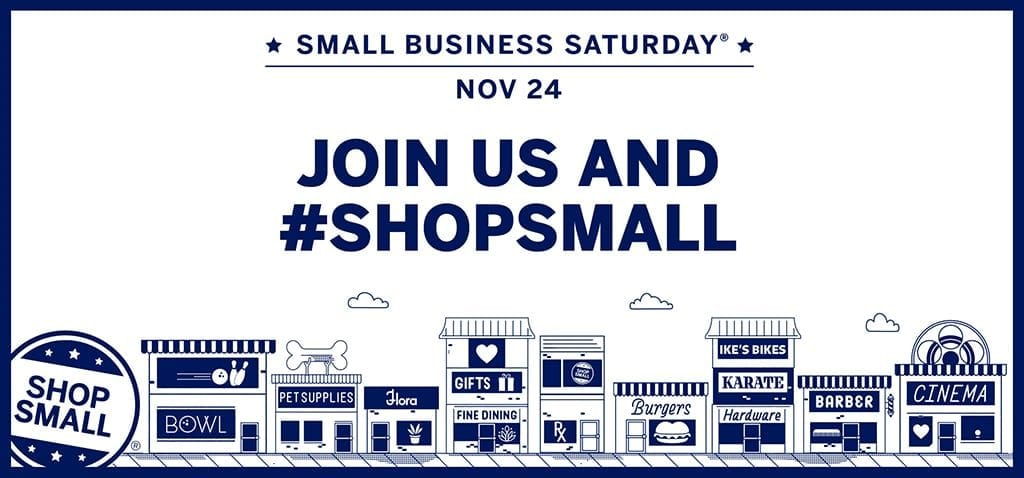Get the Word Out about Small Business Saturday with Free Graphics
