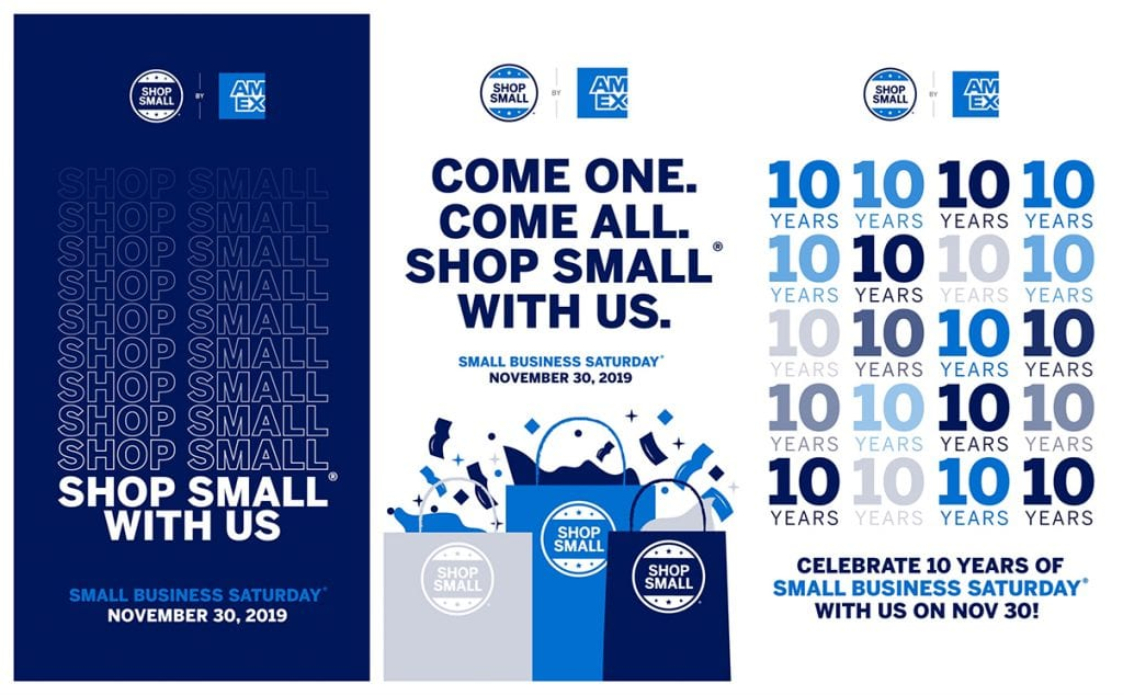 FREE! Small Business Saturday Marketing Materials