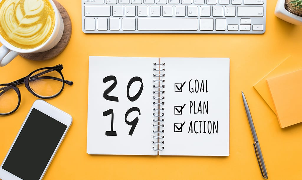 4 Marketing Resolutions for 2019
