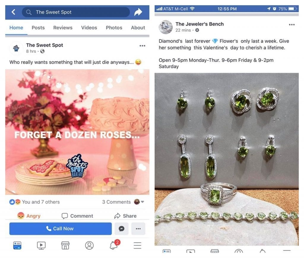 Florist Convinces Businesses to Ditch Ads Disparaging Flowers
