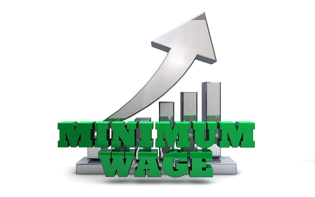 A bill to raise the federal minimum wage to $15 an hour by 2024 was introduced in the House and Senate on January 16.