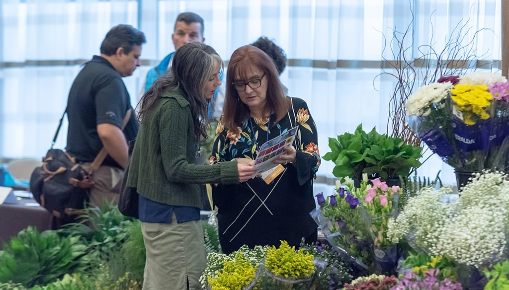 Dozens of floral industry members came together last weekend in Nashville for SAF's 1-Day Profit Blast