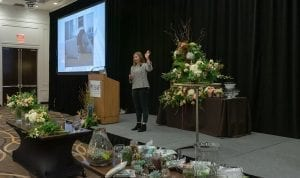 "During ""What's Up (and Coming) with Social Media,"" speaker Crystal Vilkaitis, Social Edge talked about the changing landscape of social media, and what that means for business owners"