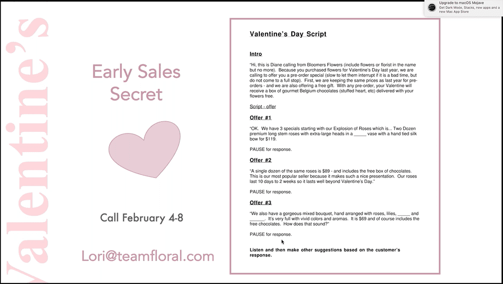 3 Ways to Prep for Last-Minute Valentine's Day Customers