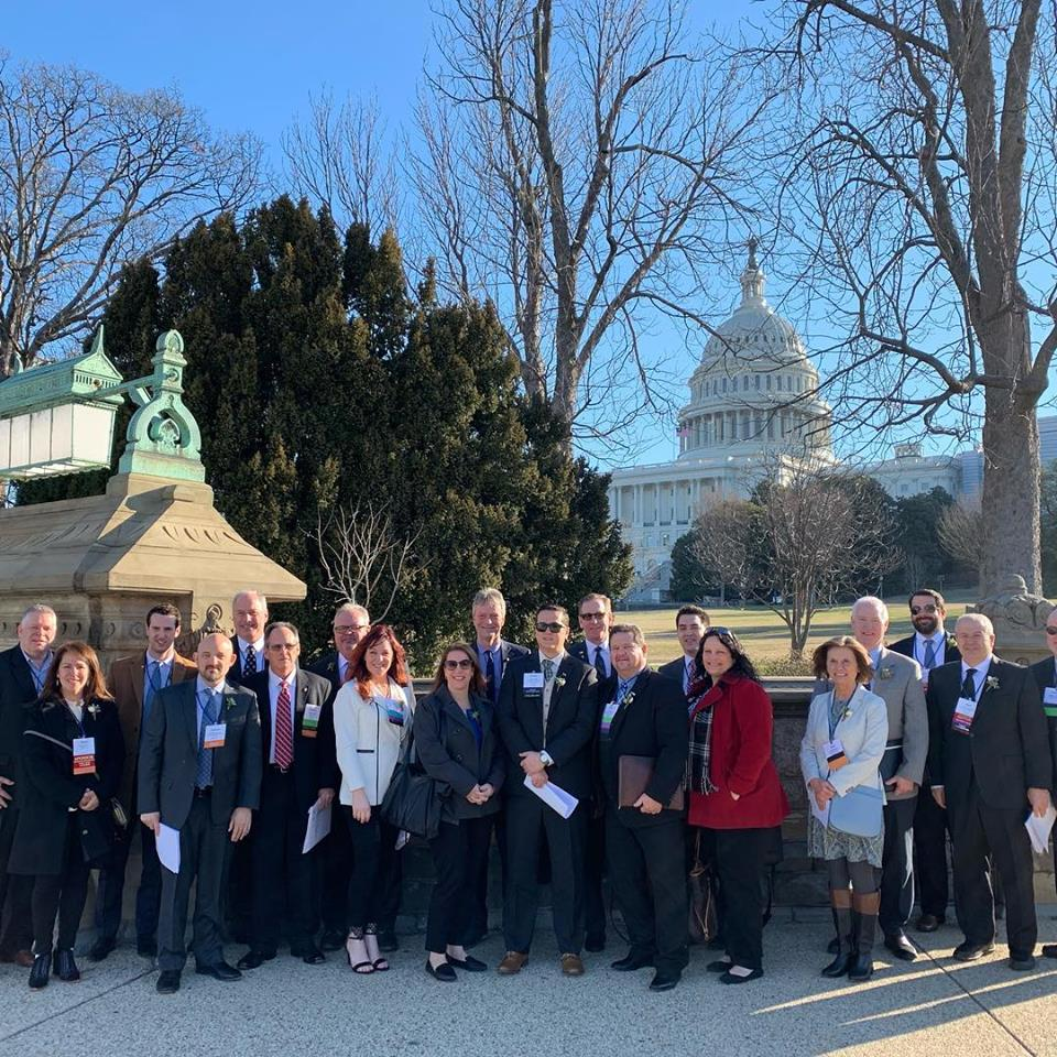Dozens Gather in Washington to Lobby for Key Industry Issues