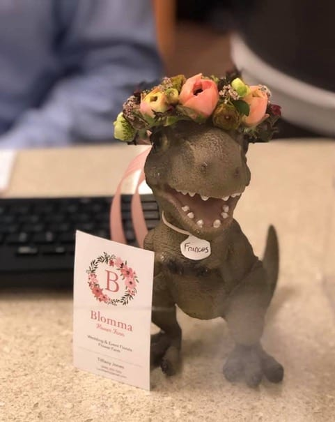Toy Flower Crown Provides Fun, Unexpected Marketing Opportunity