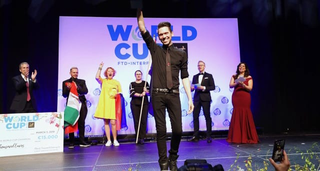 Australia's Bart Hassam Wins 2019 FTD World Cup