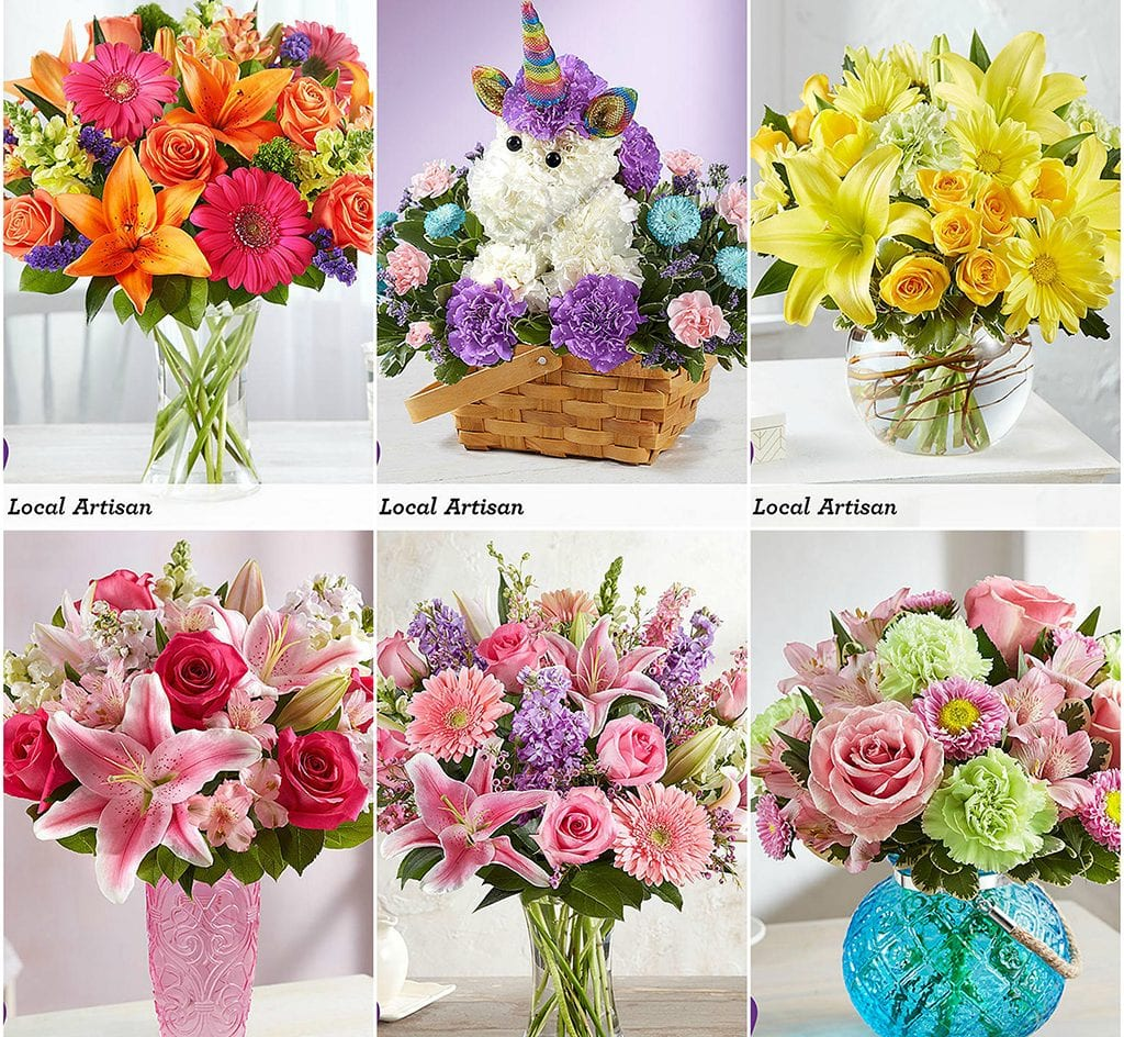 1-800-Flowers Introduces 2019 Local Artisan Collection