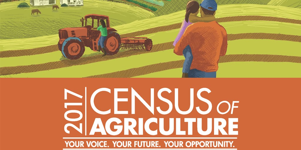 2017 Census of Agriculture Available