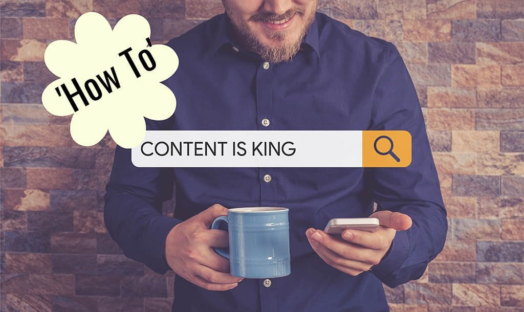 Want to Hold Customers' Attention? Focus on 'How To' Content
