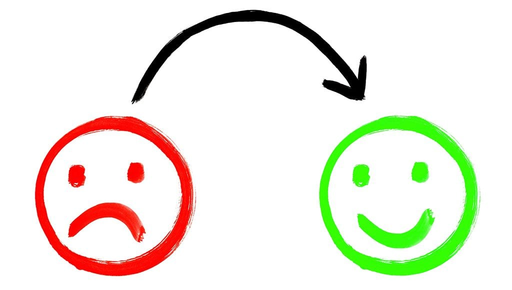 How to Turn Negative Feedback into a Positive