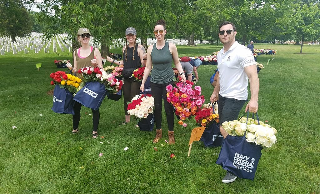 Memorial Day Flowers Foundation Expands Presence to Dozens of Cemeteries