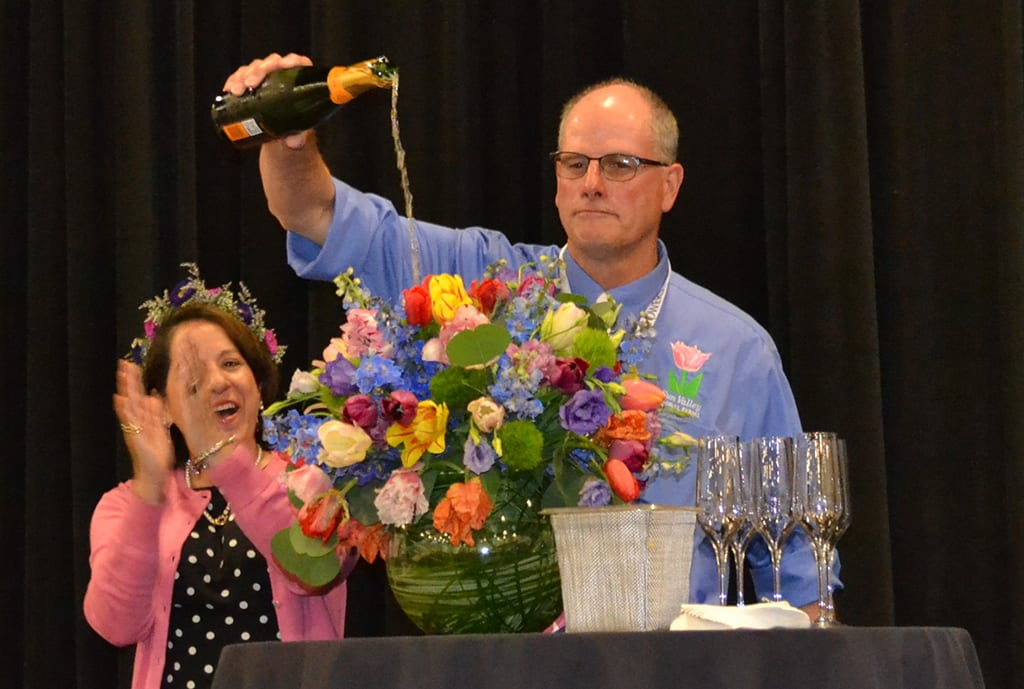 California Flower Grower Honored