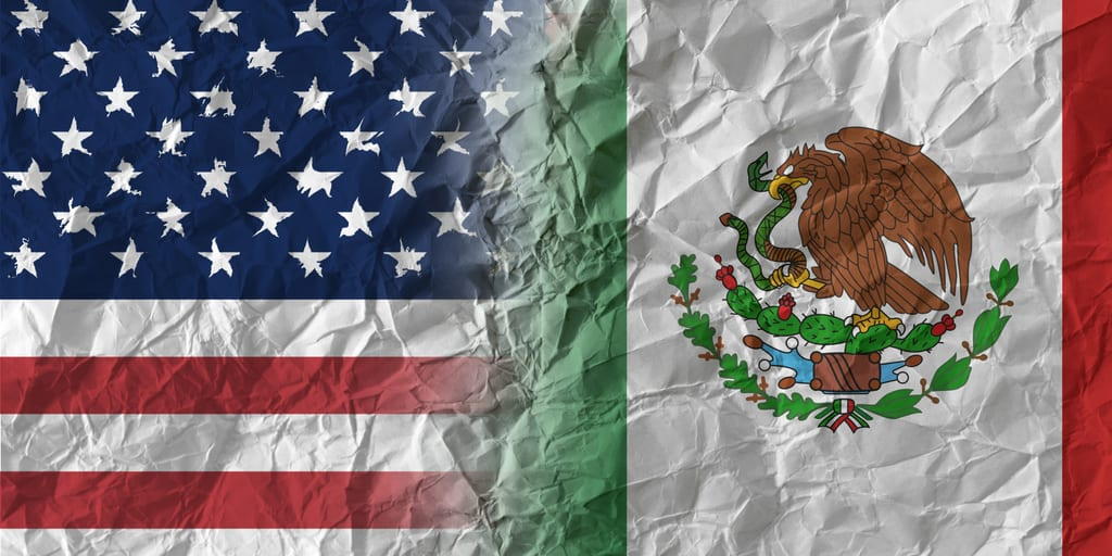 U.S. Threatens Tariffs on All Goods from Mexico Starting Monday