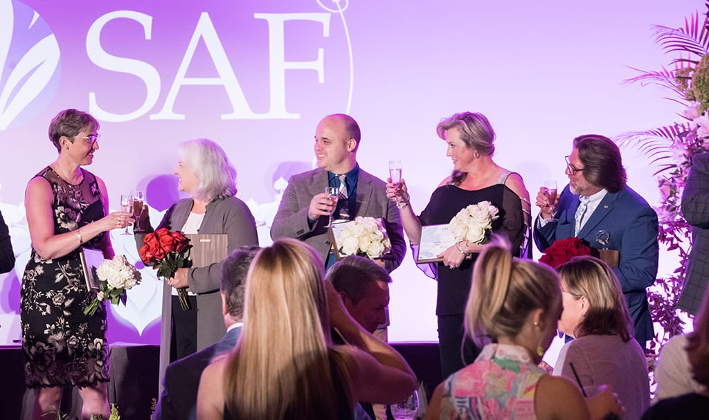 SAF 2020 Awards Season Underway: Time to Nominate Yourself – or a Colleague