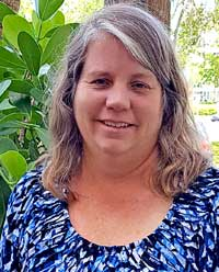 Christine Boldt, EVP of Association of Floral Importers of Florida (AFIF)