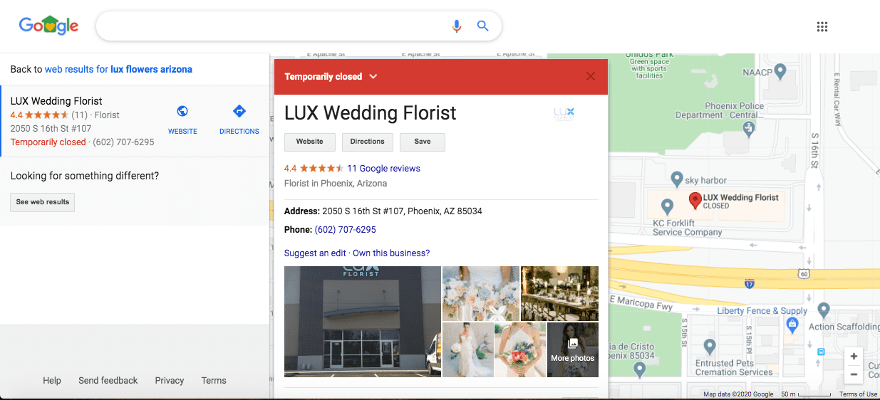 Ahead of Mother's Day, Check Your Google Listing