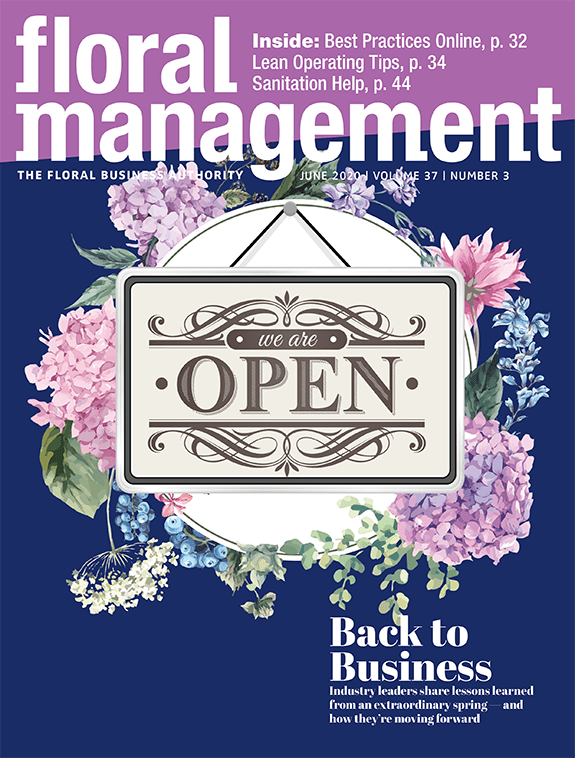 Floral Management Cover