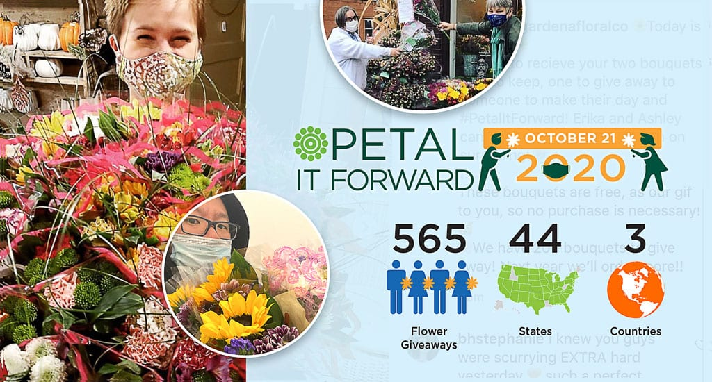 Petal It Forward Oct. 21